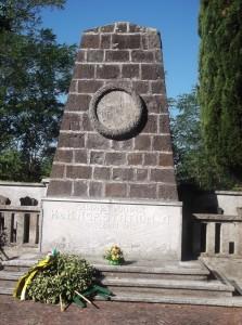 Sosta al Cimitero Austroungarico di Brazzano (6)
